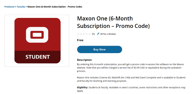 Benefit Maxon One-6-Month Subscription-Education-1
