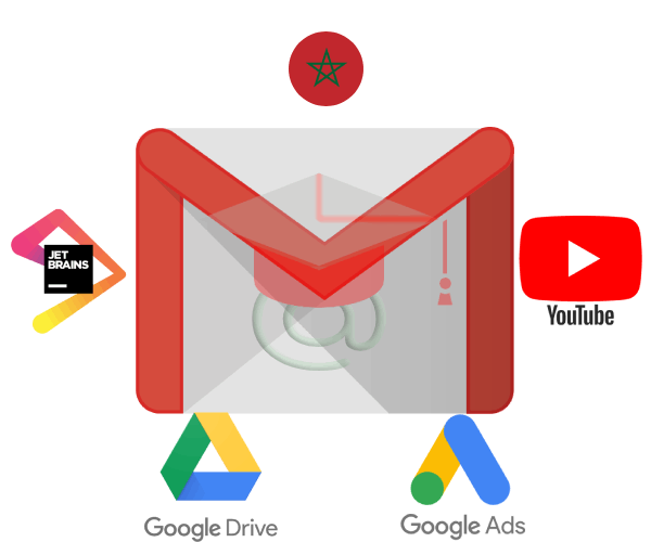 Edu Email Shop - Buy-Student-Email-Account-GM2-Morocco
